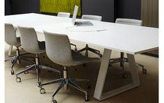 clean modern office space