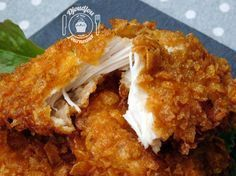 Poulet ultra croustillant façon KFC - The Best Sea Recipes Meat Recipes, Healthy Dinner Recipes, Chicken Recipes, Cooking Recipes, Crispy Chicken, Baked Chicken, Pollo Kfc, Kfc Style Chicken, Hen Chicken
