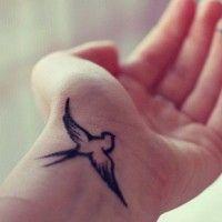 30 Modelos de Tatuagens de Pássaros. Lindas. Inspire-se.