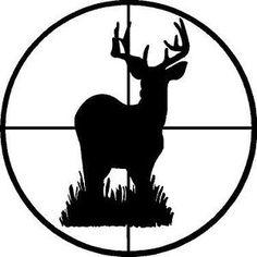 deer track outline - Google Search