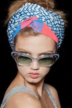 #Marc by Marc Jacobs S/S 2013  Sunglasses sunglasses #fashion #nice  www.2dayslook.com