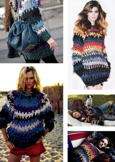 Love the Isabel Marant knits!!! Must have!!!