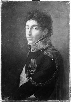 Portait de Duroc, duc de Frioul La Malmaison, French Empire, Noblesse, Napoleonic Wars, Goth, Royalty, Daughter, Superhero, History