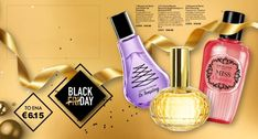 EVERY FRIDAY IS BLACK FRIDAY! ON LINE -ΦΥΛΛΑΔΙΟ ΠΡΟΣΦΟΡΩΝ - Gianna - George Oriflame Louis Vuitton, Black Friday, Chanel, Louise Vuitton