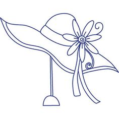simple embroidery pattern