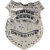 nice detective badges - $1.99 each
