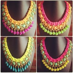 Collares hk5 #necklace #collares #accesorios