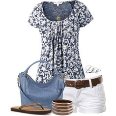 """Summer 2014"" by tmlstyle on Polyvore"