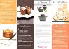 Les Terrines Ultra Pro 250 / 500 ml