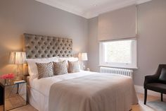 Interior Design Inspiration – Our portfolio showcases how we converted a Victorian terraced house into a spacious and luxurious family home. West London, Interior Design Inspiration, Home And Family, Luxury, Bed, House, Furniture, Home Decor, Homemade Home Decor