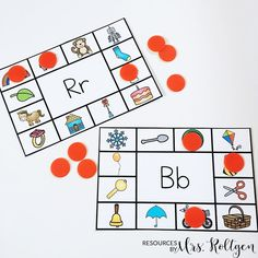 October Literacy Centers for Kindergarten | Here you get 20 literacy centers designed for Kindergarteners to use during their second to third month of school. There are NOT specific seasonal or holiday themes, but rather activities for kids to complete. You get five center types - sight words, sort it out, letters and sounds, literacy spotlight, and I'm a writer. Click through to see how this would work for your classroom or homeschool students.