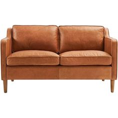This is a West Elm Hamilton Leather Sofa  http://www.westelm.com/products/hamilton-loveseat-h847/