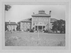Penetanguishene Reformatory for Boys Oak Ridge, Ancestry, Genealogy, Ontario, Louvre, History, The Originals, Boys, Building
