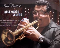 Rick Baptist Trumpet Players, Jazz Musicians, Hollywood, Memories, Memoirs, Souvenirs, Remember This