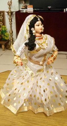 Pretty Dolls, Cute Dolls, Beautiful Dolls, Indian Goddess Kali, Handmade Toys, Handmade Ideas, Best Christmas Toys, Quilling Dolls, Toy Story Crafts