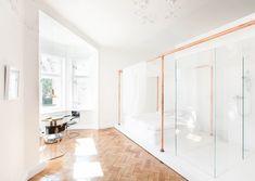 Historic Warsaw Apartments Transformed into 'Autor Rooms' Boutique Hotel by Mamastudio.