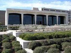 Amon Carter Museum - Philip Johnson, architect - Fort Worth
