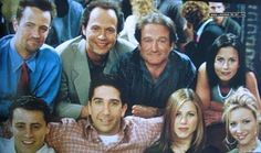 #FRIENDS | The One With The Ultimate Fighting Champion, Guest starring:Robin Williams and Billy Crystal. Aired: May 8, 1997