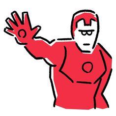 lronman #ironman #comic #avengers #tonystark #marvel #seijimatsumoto #松本誠次 #art #drawing #illustration #illust #illustrator #movie #design #イラスト #アベンジャーズ #アイアンマン #映画