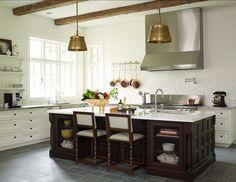 Eclectic Kitchen Design. Kitchen Design. #Eclectic Kitchen Design #Kitchen #Design