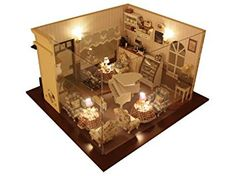 Image result for dollhouse miniatures cafe