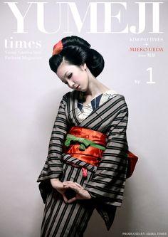 Yumeji Times ~ Yumeji Takehisa Style ~ Kimono Times + Mieko Ueda no1