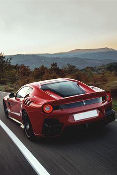 "artoftheautomobile: "" Ferrari F12tdf """