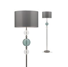 Ingrid+Floor+Lamp+Brushed+Black+Nickel+Mercator+A33321, $179.00