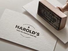 Good design makes me happy: Project Love: Harold's Tea Shop