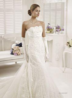 Collezione abiti da sposa #Colet 2013, abito da #sposa COAB13465IV