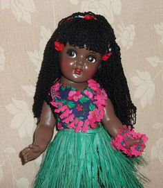 """IDEAL Ginger face 18"""" MARAMA Composition doll inspired by """"THE HURRICANE"""" 30's     Dolls & Bears, Dolls, By Material   eBay!"""