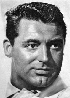 Cary Grant, page from the November 1938 Screen Book Magazine