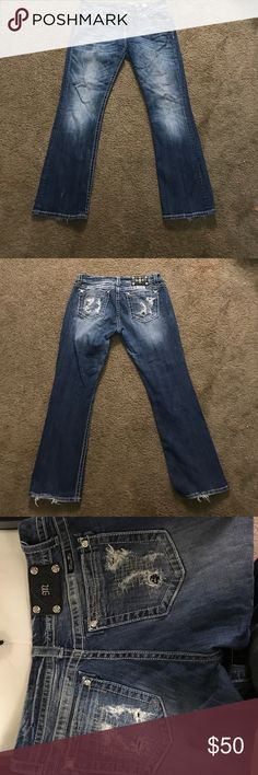 Miss Me Boot Size 34 Miss Me Jean Size 34 Boot Miss Me Jeans Boot Cut