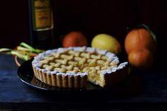 Innamorarsi in cucina: Crostata all'olio con marmellata di Chinotto di Sa...