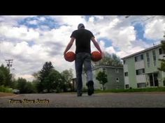 Incredible Basketball Juggling and Freestyle Tricks!