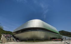Qingdao world horticultural expo pavilion by UNStudio