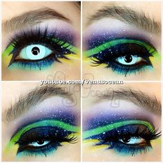 Here is a look I did from different angles. Thank you so much @sugarpillmakeup for reposting my pic and welcome to my new followers  #makeup#makeupart#mua#instamakeup#makeuplover#ilovemakeup#eyeshadow#art#artist#eyeshadowart#makeupismyart#makeupismylife#beauty#fashion#makeuplook#makeupjunkie#makeupwhore#dramatic#dramaticmakeup#sugarpill #sugarpillmakeup #inglot