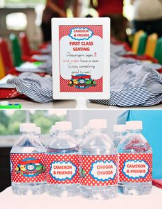 thomas and friends party ideas - Buscar con Google
