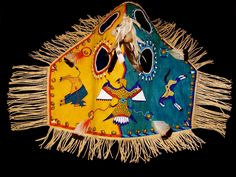 Native American Horses, Native American History, Horse Mask, Indian Pictures, Indian People, Horse Gear, First Nations, Bead Art, Saddles