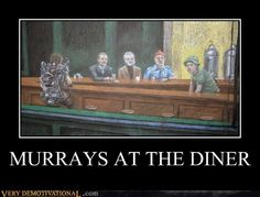 MURRAYS AT THE DINER
