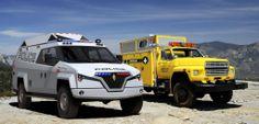 Carbon Motors TX7 Multi-Mission Vehicle reporting for duty | Drive Arabia : Dubai / Abu Dhabi [UAE, Saudi, Bahrain, Qatar, Kuwait, Oman & GC...