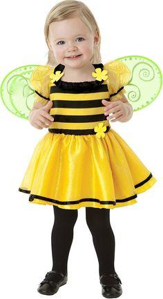Buzzing Daisy Bumble Bee Girls Fancy Dress Costume-------£14.95