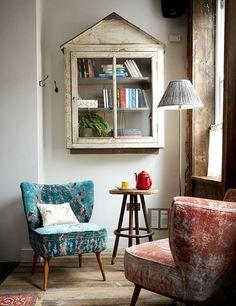 Резиденция художника: творческий отель на юге Англии | Пуфик - блог о дизайне интерьера