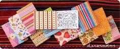 Anotadores souvenirs personalizados | Feria Central