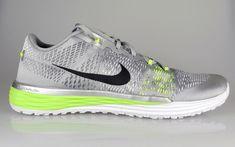 big sale 28856 01de4 New Nike Lunar Caldra Mens Shoes Cross Training - Silver - Size 13 • 803879-