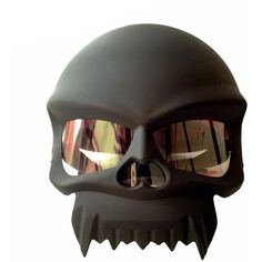 Skull Motorcycle Helmet – Skullflow    https://www.skullflow.com/collections/skull-helmets/products/skull-motorcycle-helmet-1