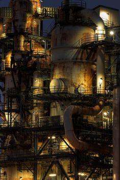 Factory  By Takahiro Kaneko