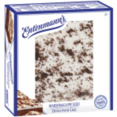 I'm learning all about Entenmann's Devil's Food Cake Marshmallow Iced at @Influenster!