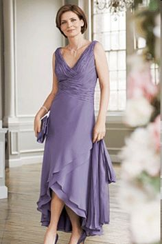 Mother of the Bride Dresses Tea Length