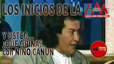 Y UD... QUE OPINA? LOS INICIOS DE LA AAA CON FISHMAN, FUERZA GUERRERA, O...